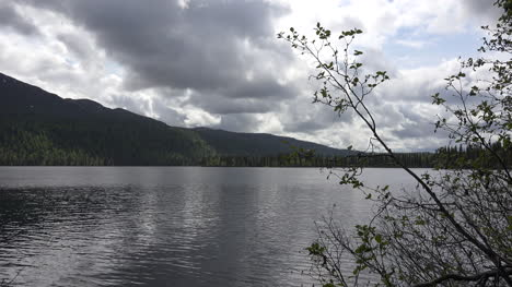 Alaska-Lake-Under-Clouds
