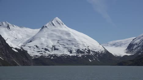 Alaska-Peak-By-Portage-Lake
