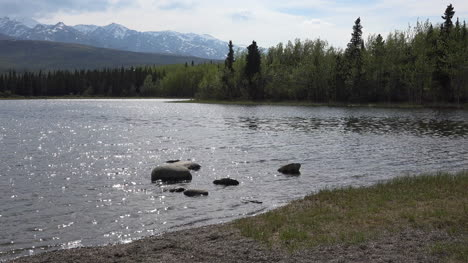Rocas-de-Alaska-y-agua-con-gas