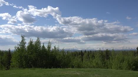 Alaska-View-Of-Alaska-Range-In-Distance