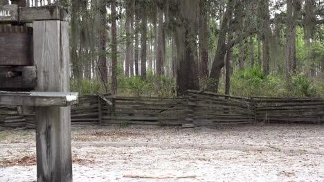 Georgia-Okefenokee-Boy-Turning-Sugar-Mill
