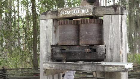 Georgia-Okefenokee-Sugar-Mill-Turning