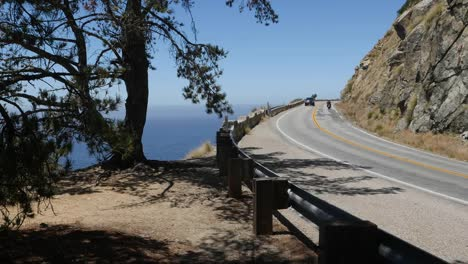 California-Big-Sur-Cabrillo-Highway-Hwy-1-Traffic