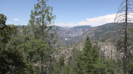California-Hetch-Hetchy-Zooms-To-Middle-Distance-View