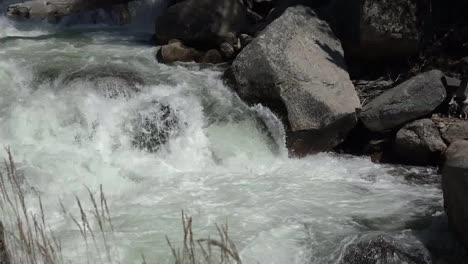 California-Merced-River-Rapids-Over-Rocks