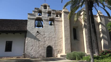 California-Mission-San-Gabriel-Arcangel-Bells