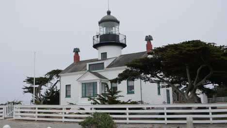 California-Monterey-Peninsula-Point-Pinos-Lighthouse-Front