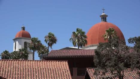 California-San-Juan-Capistrano-Mission-Basilica-Domes
