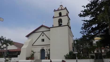 California-Ventura-Mission-San-Buenaventura-Bell-Tower