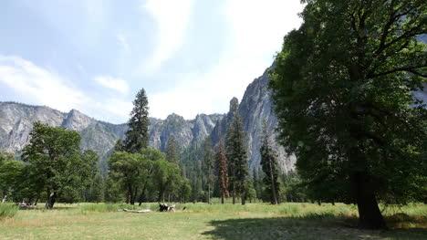 California-Yosemite-Rock-Ridge-And-Valley