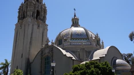 California-Mosaic-Dome-And-Tower