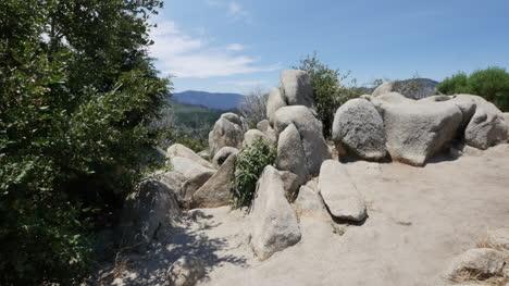 California-Rocks-And-View-At-Yosemite