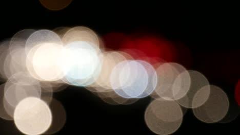 Blinking-Slights-At-Night-Time-Lapse