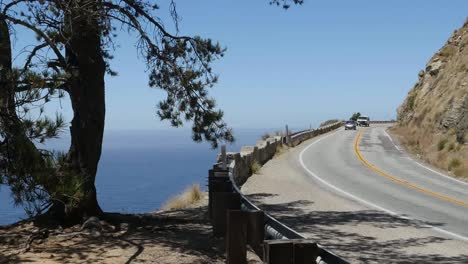 California-Big-Sur-Cabrillo-Highway-Hwy-1-Motorcycle-Pan