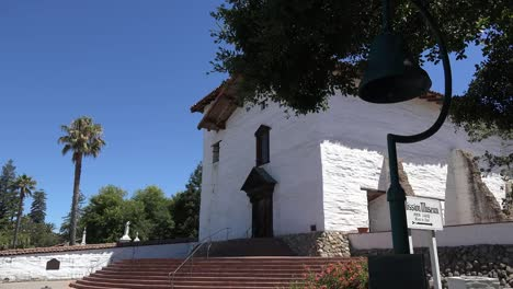 California-Fremont-Mission-San-Jose-With-Camino-Real-Bell