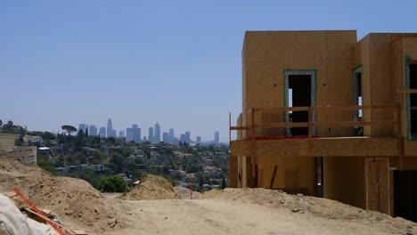 California-Los-Angeles-House-Under-Construction
