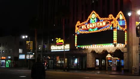 California-Los-Angeles-Neon-Light-Sign-For-The-El-Capitan-Theater
