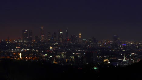 California-Los-Angeles-Time-Lapse-Of-The-Whole-City-From-Evening-To-Late-Night
