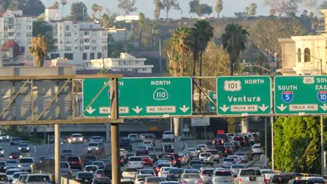 California-Los-Angeles-Traffic-Signs