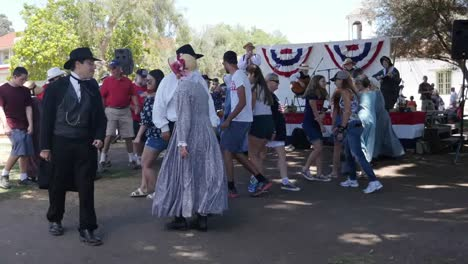 California-San-Diego-Old-Town-Historic-Costumes-Tourists-Virginia-Reel-Cropped