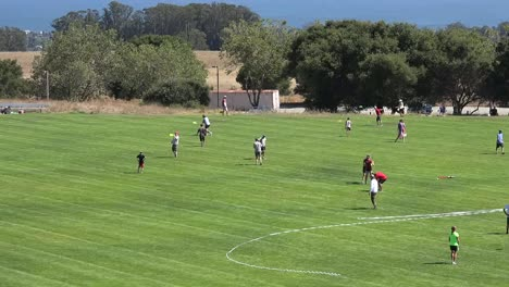 California-Santa-Cruz-Disc-Tourney-Warm-Ups-Bay-In-Distance-Pan