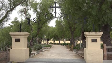 California-Solvang-Mission-Santa-Ines-Calvary-Walk
