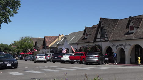 California-Solvang-With-Steeple-Pans-And-Tilts