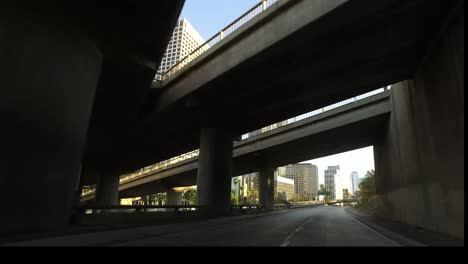 California-Passing-Downtown-Los-Angeles