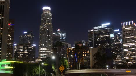 Los-Angeles-Night-Skyline
