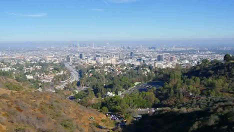 Los-Angeles-Overview-In-Distance