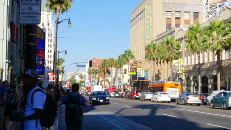 Los-Angeles-Street-In-Hollywood