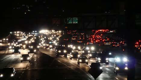 Los-Angeles-Traffic-At-Night-Rush-Hour