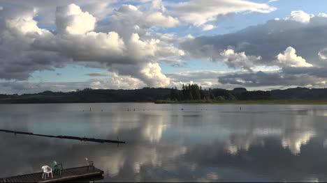 Washington-Silver-Lake-With-Bird-Tilt-And-Zoom