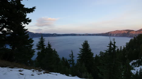 Oregon-Crater-Lake-After-Sunset-View