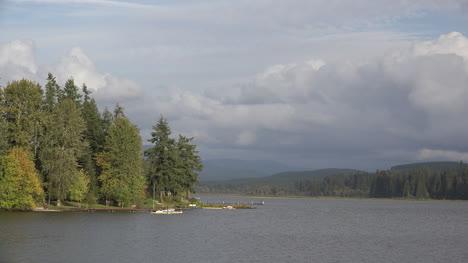 Washington-Silver-Lake-With-Birds