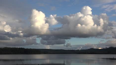 Washington-Silver-Lake-With-Clouds