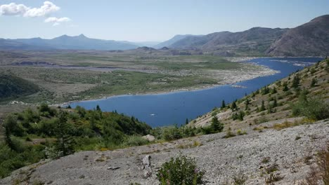 Washington-Weitblick-Spirit-Lake