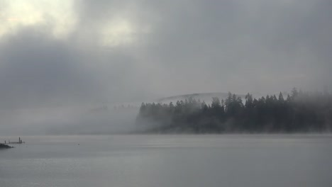 Washington-Morning-Mist-Rising-Time-Lapse