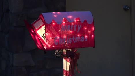 Arizona-Christmas-Mail-Box-With-Lights