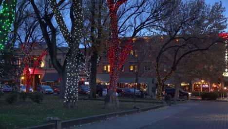 Arizona-Prescott-At-Christmas