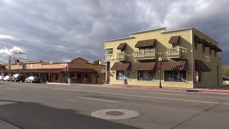 Arizona-Wickenburg-Downtown-Buildings-Time-Lapse