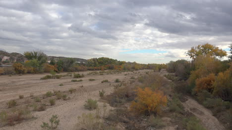 Arizona-Dry-River-Bed-At-Wickenburg