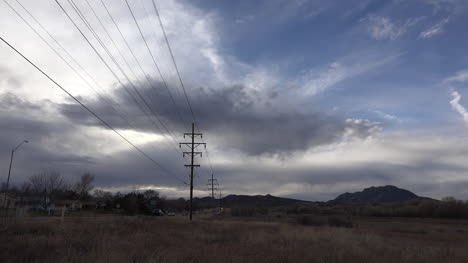 Arizona-Power-Lines-And-Dramatic-Sky-Time-Lapse