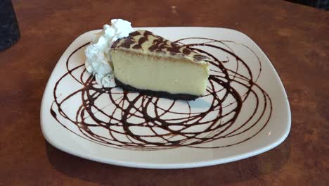 Cheesecake-On-A-Plate