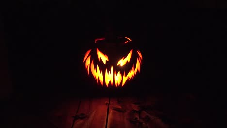Halloween-Zooms-Out-From-Scary-Pumpkin