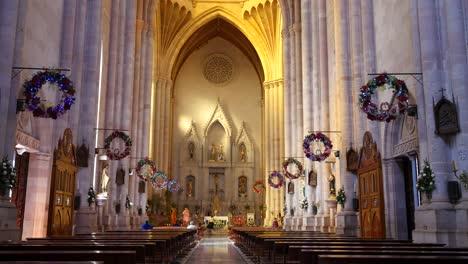 Mexico-Arandas-St-Joseph-Church-Interior-View