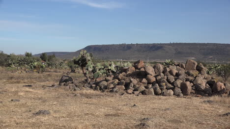 Mexico-Jalisco-Landscape-With-Rock-Pile