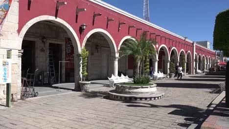 México-San-Julián-Arcos-En-Una-Fila