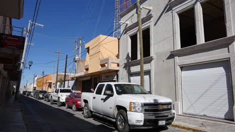 Mexico-San-Julian-Street-And-Cars