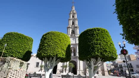 Mexico-San-Julian-View-Of-Church